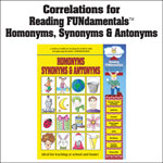 homophones synonyms and antonyms