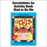 Glad To Be Me Activity Book Common Core State Standards Correlations