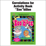 Zoobilee Activity Book Common Core State Standards Correlations