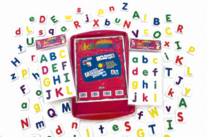 Learning Magnets® Alphabet Activity Kit picture