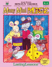 Many Mini Mice picture