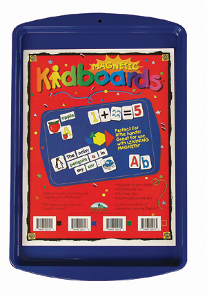 Learning Magnets® Blue Kidboard™ picture