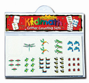 Magnetic Kidmath™Critter Counting Sets picture