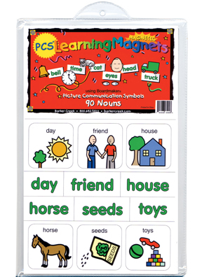PCS® Learning Magnets® 90 Nouns picture