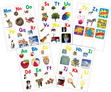 NEW! Magnetic KidABC's™ A-Z Letters with Pictures additional picture 1