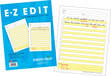 UPDATED! E-Z Edit™ Paper -  12-Pack additional picture 1