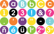 """3 ¼"""" Happy Letter Pop-Outs additional picture 1"""