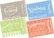 NEW! Celebrate Thoughtfulness Award & Bookmark Set additional picture 1