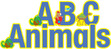 """ABC Animals 4"""" Letter Pop-Outs additional picture 2"""
