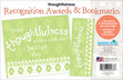 NEW! Thoughtfulness Awards & Bookmarks Set additional picture 2