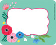 NEW! Petals & Prickles Name Tags additional picture 2