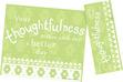 NEW! Celebrate Thoughtfulness Award & Bookmark Set additional picture 2