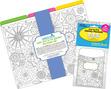 Folder/Pocket Set - Color Me! In My Garden additional picture 3