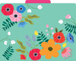 NEW!!  Petals & Prickles File Folders additional picture 3