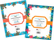 NEW! Kai Ola Sea Turtles and Starfish Computer Paper Set additional picture 3