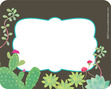 NEW! Petals & Prickles Name Tags additional picture 3
