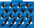 Sea & Sky File Folders - 24/Set additional picture 6