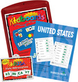 State Abbreviations Activity Kit