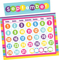 Happy Calendar Chart Set