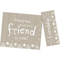 NEW! Friendship Awards & Bookmarks Set