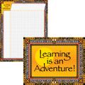 Learning Adventure Chart Set