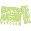 NEW! Thoughtfulness Awards & Bookmarks Set