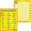 ABC Animals Chart Set