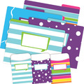 Folder/Pocket Set - Happy