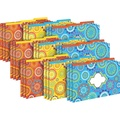 Legal File Folders Pack of 27 - Moroccan