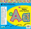 """Retro 4"""" Letter Pop-Outs"""