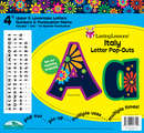 """Italy 4"""" Letter Pop-Outs"""