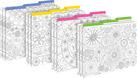Color Me! In My Garden File Folders