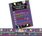 Scientific Method Bulletin Board Set