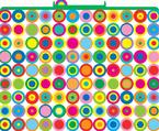 Disco Dots File Folders