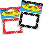 Dots Nametag Set