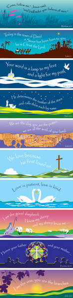 Scripture Charts Set picture