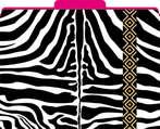 Zebra File Folders