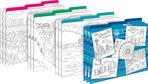 Color Me! Seattle File Folders