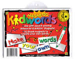 Magnetic Kidwords®-Make Your Own Words