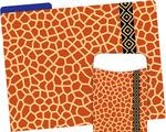 Folder/Pocket Set - Giraffe