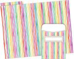 NEW! Folder/Pocket Set - Stripes