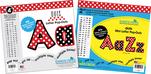 """Letter Pop-Outs Set - 2"""" & 4"""" Dots"""