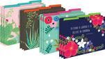 NEW!!  Petals & Prickles File Folders
