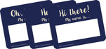 NEW! Oh, Hello! Name Tags