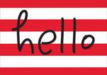 Poster - Hello
