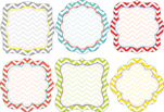 Double-Sided Chevron - Beautiful Accents