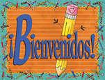 Bienvenidos Chart
