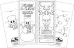 Celebrate Winter Bookmark Duet