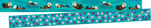 NEW! Sea & Sky Double-Sided Trim - Otters