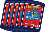 Learning Magnets® Blue Kidboards™ 5-Pack